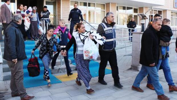 Kırıkkale'de asayiş operasyonu: 6'sı kadın 8 kişi cezaevine gönderildi