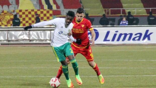 Şanlıurfaspor - Göztepe maçı fotoğrafları