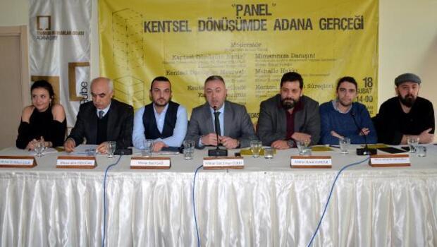 Kentsel Dönüşümde Adana Gerçeği
