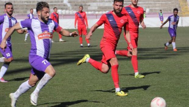 Orduspor-Bergama Belediyespor: 1-1