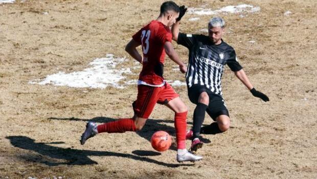 Van Büyükşehir Belediyespor-Altay: 2-2