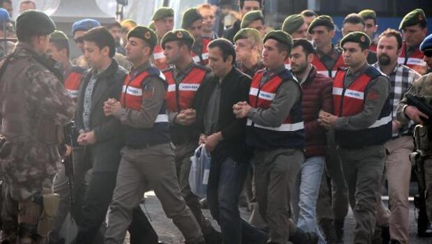 Cumhurbaşkanına suikast timi davası Muğlada başladı -ek fotoğraflar