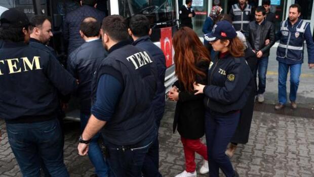 Karabük merkezli 3 ilde FETÖ operasyonu: 12 gözaltı