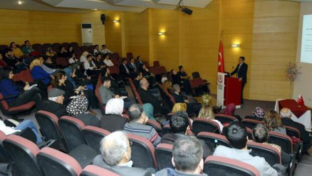 SDÜde diyabet konferansı