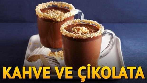 Kahve ve çikolata aşkı karşı rollerde