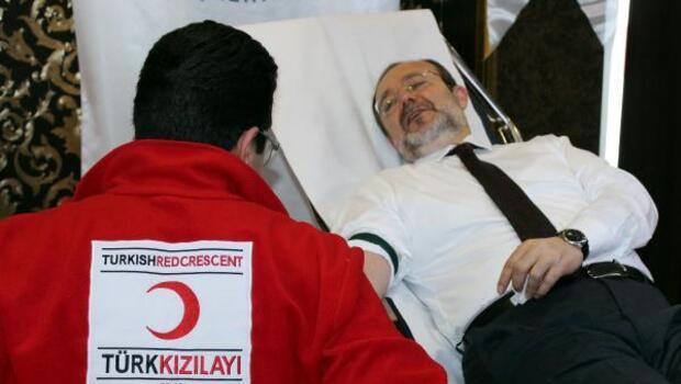 Mehmet Görmez: Kan bağışı candan cana en büyük sadaka