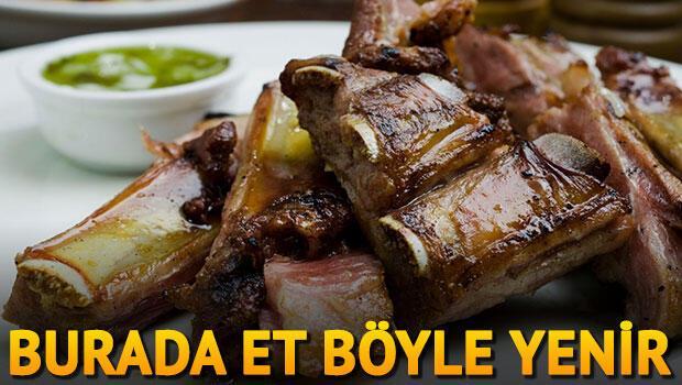 Ete doyacaksınız: Arjantin mutfağı