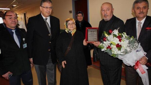 Ferizliden Kocaeli Üniversitesi Tıp Fakültesi Hastanesine destek