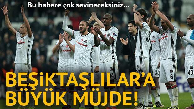 Beşiktaşın maçları şifresiz yayınlanacak