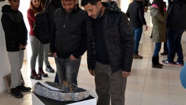 Ahlat ilk kez heykel sergisi açıldı