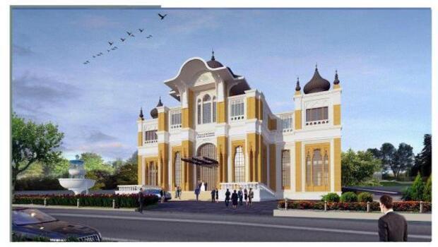Palandökene Nikah Sarayı