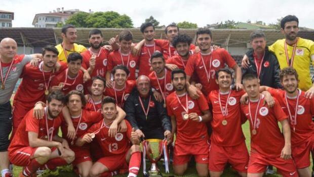Türk futbolunda bir ilk daha UEFA...