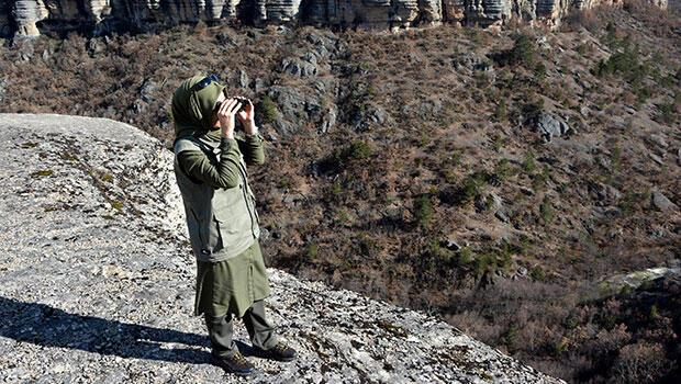 Av koruma memuru Saimenin kaçak avcılarla mücadelesi