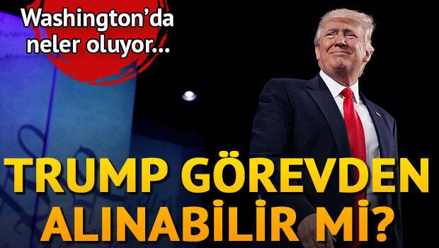 Washington'da neler oluyor