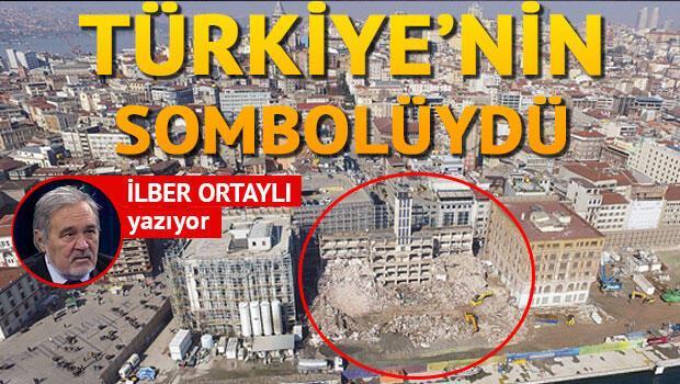 Türkiye'nin sembolüydü