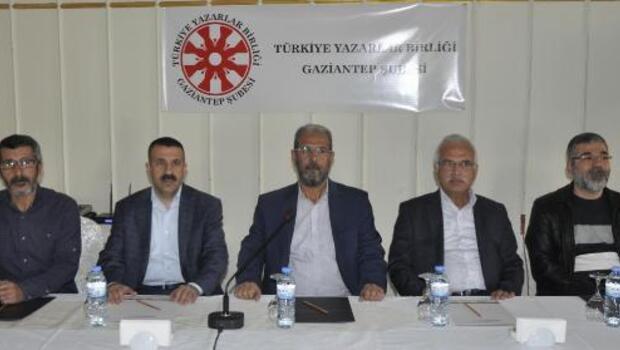 Türkiye Yazarlar Birliği Gaziantep Şubesi kuruldu