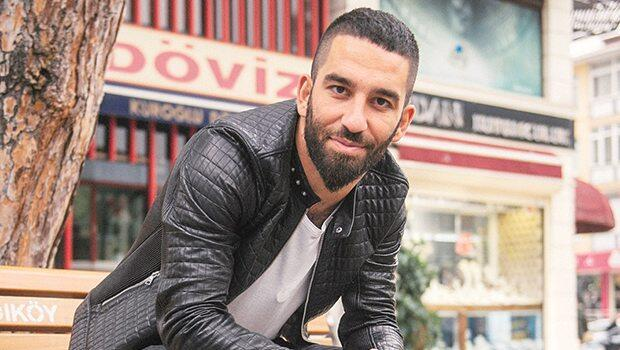 Ünlü futbolcu Arda Turandan Adı Efsane paylaşımı