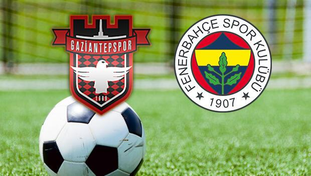 Gaziantepspor Fenerbahçe maçı saat kaçta, hangi kanalda