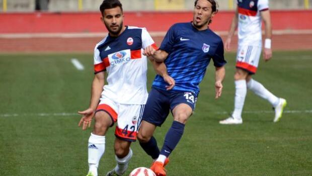 Kahramanmaraşspor-Keçiörengücü: 2-2