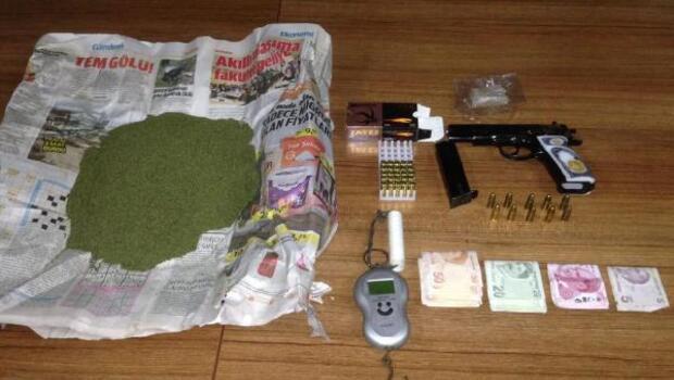 Karamürselde uyuşturucu operasyonu