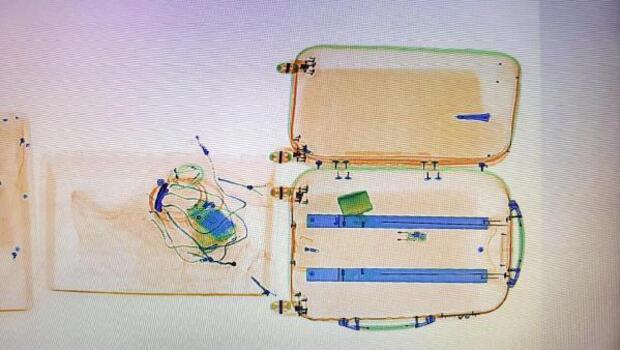 Havaalanında 6 kilo 260 gram eroin ile yakalanan çift gözaltında