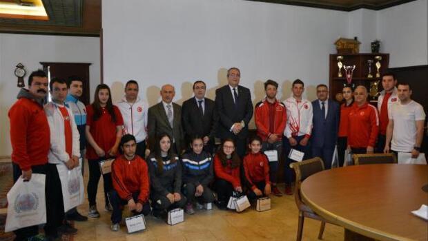 Belediye Başkanı Ünver: Sporun çeşitlendirilmesi gerekir