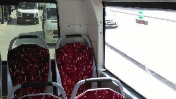 Toplu taşımaya kameralı önlem