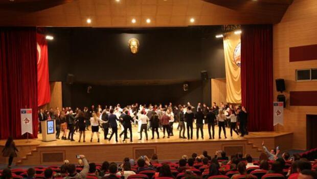 Edirnede Kosovanın bağımsızlığı kutlandı