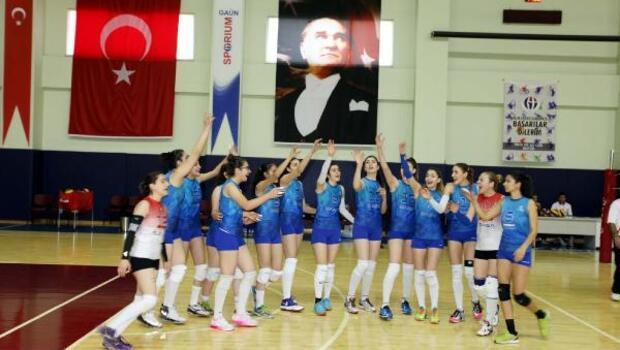 Merinosspor namağlup şampiyon oldu