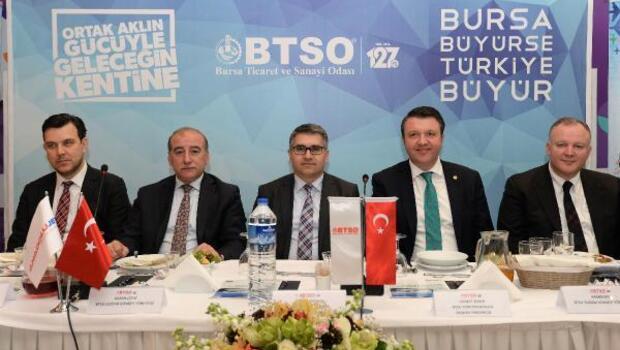 BTSO ile Anadolujet havayolu ulaşımı için güçlerini birleştirecek