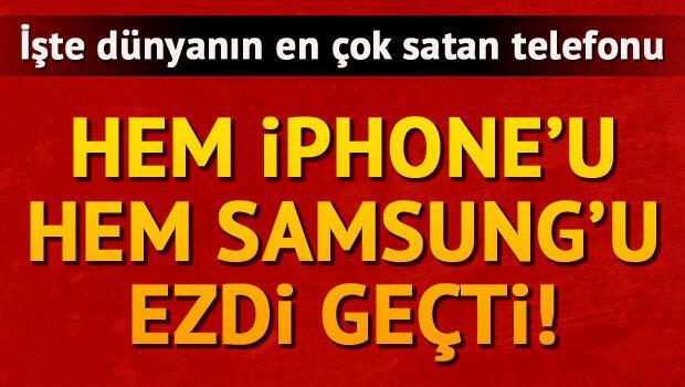 Tüm zamanların en çok satan telefonları