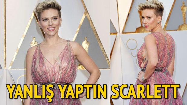 Oscarın kırmızı halısı da geçmiş yıllardan farklıydı