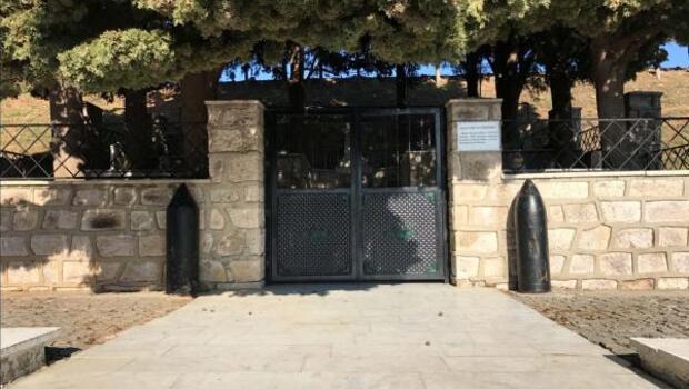 Hasan Mevsuf Tabyasına restorasyon
