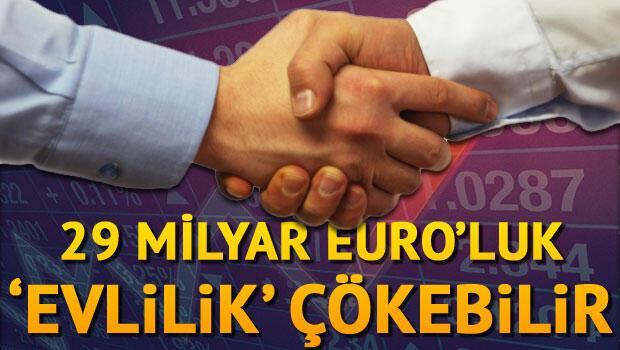 İki dev borsanın 29 milyar Euroluk evliliği çökebilir