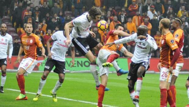Galatasaray-Beşiktaş maçının ek fotoğrafları