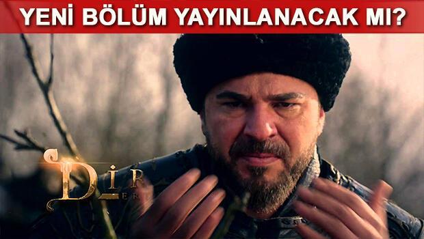Diriliş Ertuğrul bugün var mı TRT 1 yayın akışı