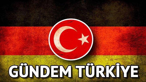 Almanya'da gündem Türkiye