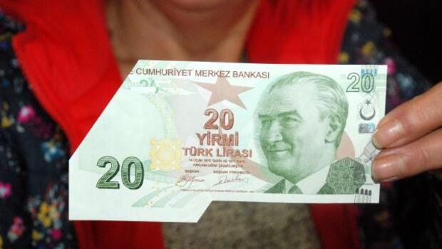 Baskı hatalı para şaşırttı