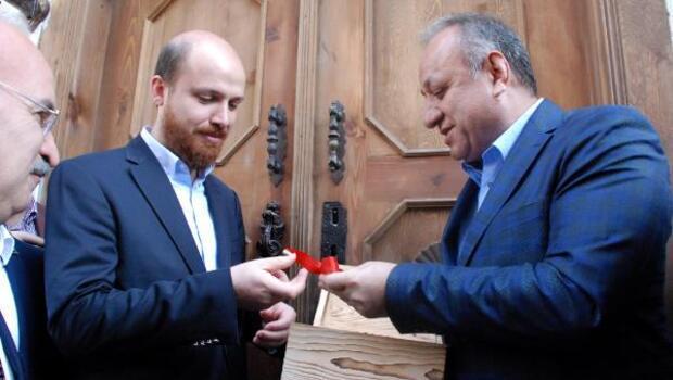 Bilal Erdoğan: Kendi değerlerine bağlı bir gençlik yetişiyor