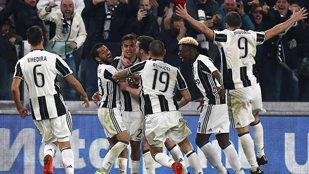 Juventus, Milanı son dakikada yendi
