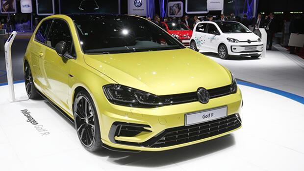 VW Golf R Performance görücüye çıktı