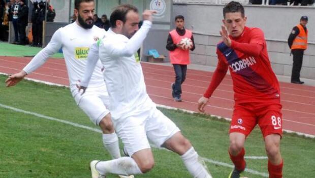 Kastamonuspor 1966-İnegölspor: 1-0