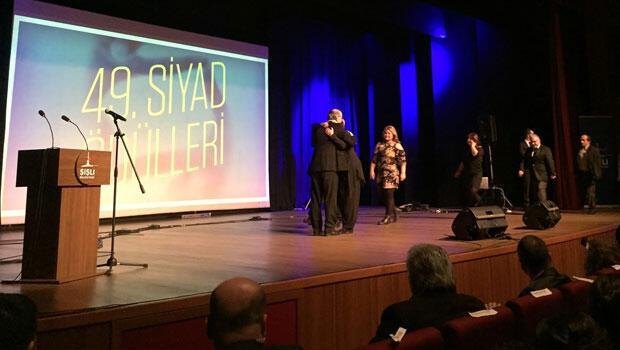SİYAD Ödülleri sahiplerini buldu