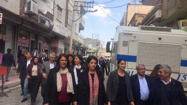 HDP, Mardin Nusaybinden nevruz startını verdi