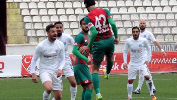 Elaziz Belediyespor- Maltepe: 5-1