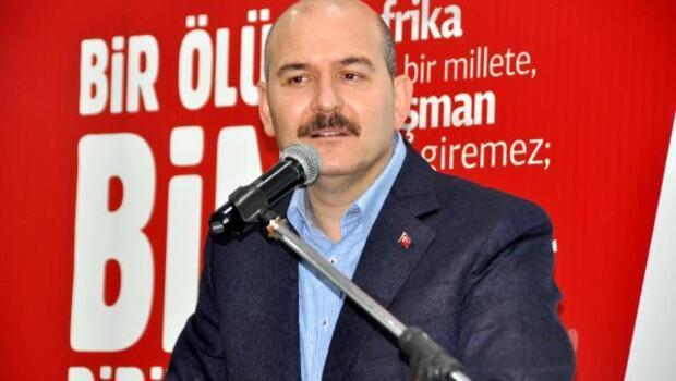 Bakan Soylu: Yaklaşık 700 PKK ve KCKlının şehir bağlantıları gözaltına alındı (2)