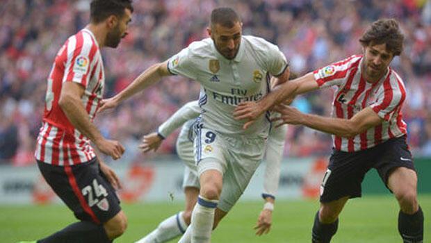 Real Madrid, Bilbaoda hata yapmadı