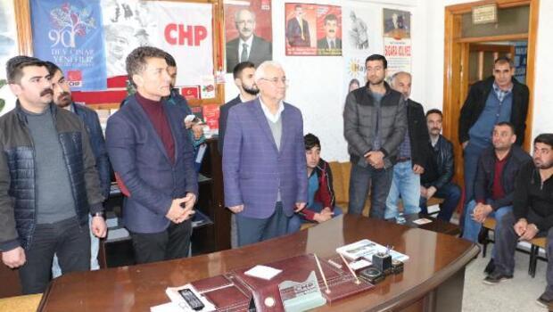 CHPli Sarıbal: 15 yıldır ülkeyi yöneten iktidarın istikrarsızlıktan söz etme hakkı yok
