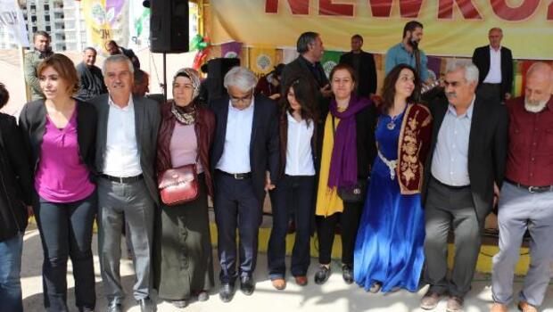 Kızıltepedeki nevruz kutlaması sonrası olay çıktı