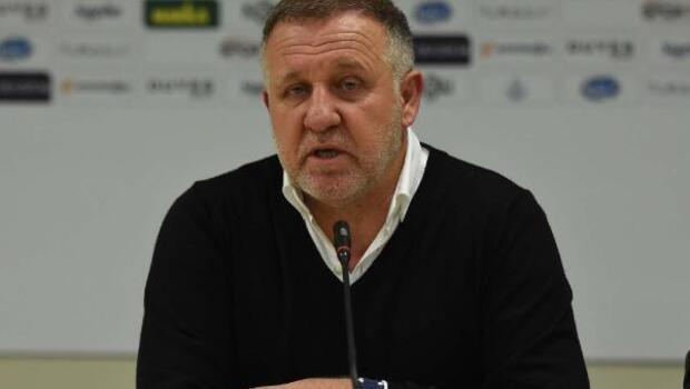 Sivasspordan Mesut Bakkal açıklaması